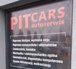 PIT CARS Autoserwis